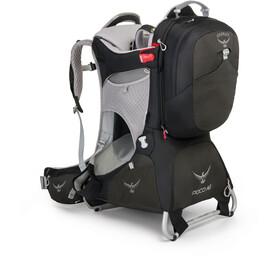 Osprey Poco AG Premium Lastenkantorinkka, black
